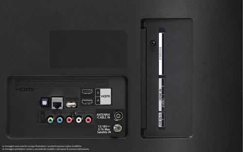 """Produktdatablad LG NanoCell NANO81 55NANO816NA 139,7 cm (55"""") 4K Ultra HD Smart TV Wi-Fi Svart Fjernsynsapparater (55NANO816NA.API)"""