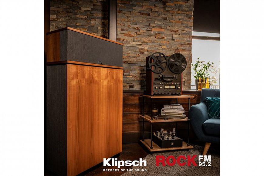 Klipsch on Rock FM