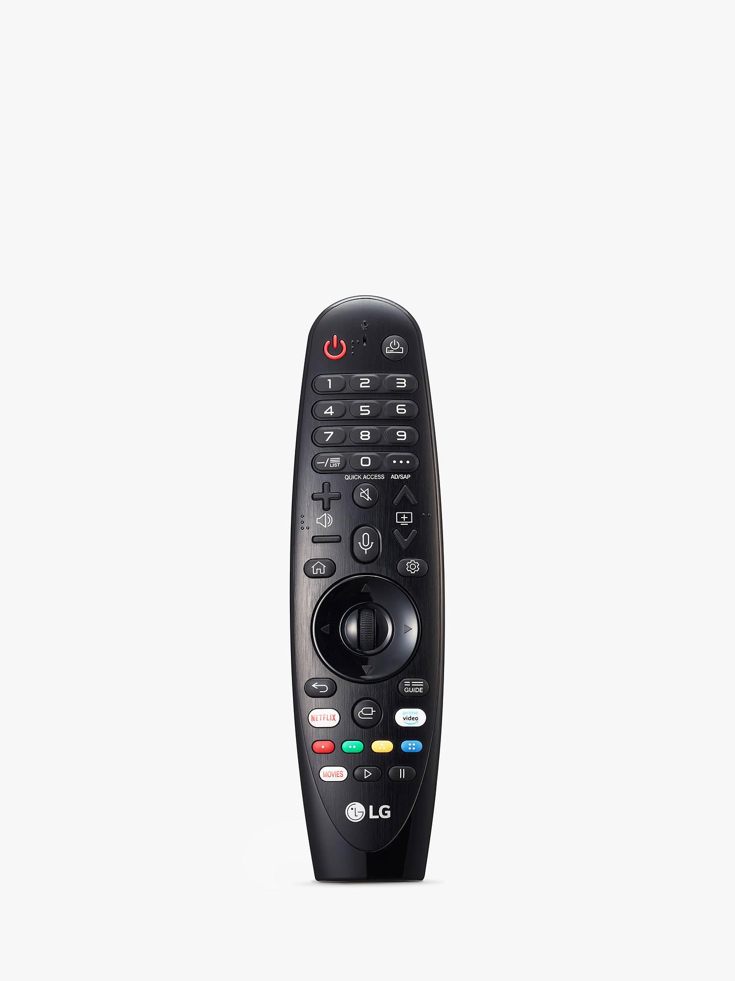 LG 49SM8050PLC (2020) LED HDR NanoCell 4K Ultra HD Smart TV, 49 inch with Freeview Play/Freesat HD, Ceramic Black/Dark Meteor Titan at John Lewis & Partners