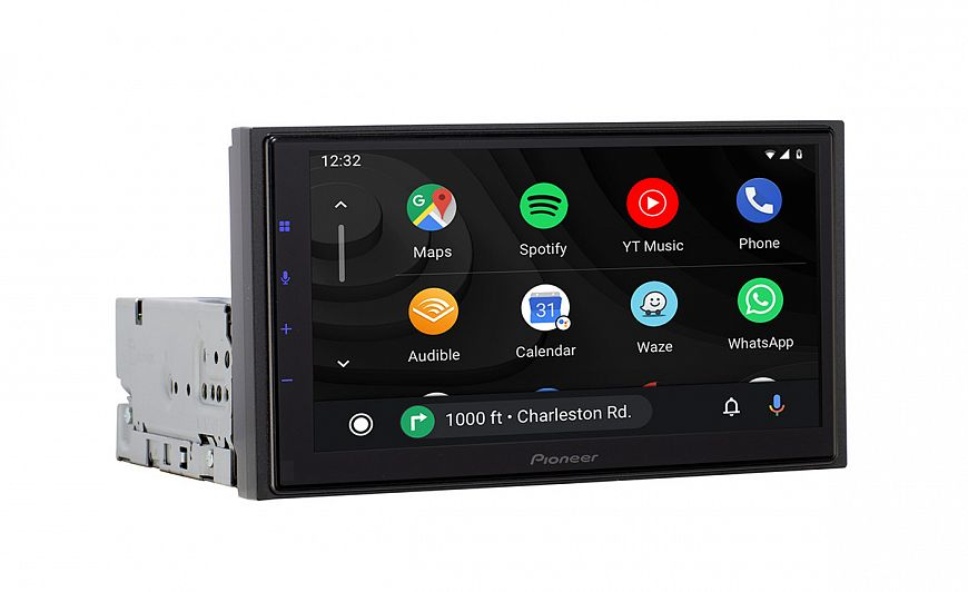 Pioneer DMH-WC5700NEX - a head unit based on a removable tablet