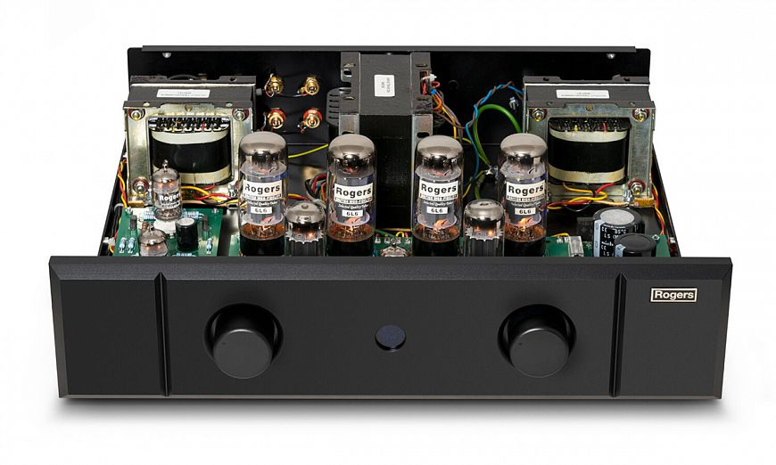 Rogers E20a II - British 6L6GT tube amplifier