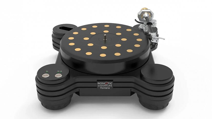 Acoustic Signature Neo - the next generation of turntables and tonearms