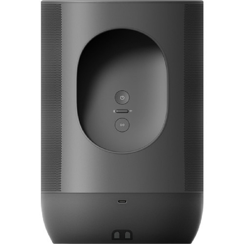 Sonos Move Wireless Speakers | Wifi At Home, Bluetooth Everyplace Else