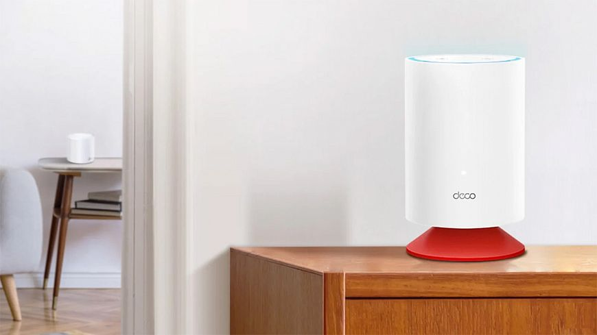 Deco Voice X20 - Wi-Fi 6 mesh system with Alexa voice assistant