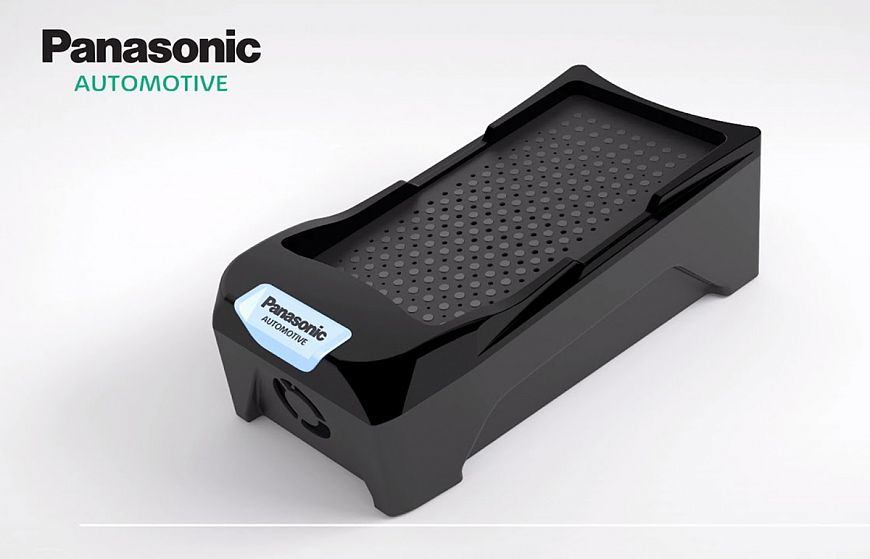 Charging gadgets in cars with Panasonic