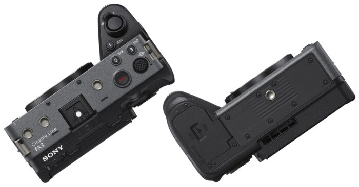 Sony FX3 - overview