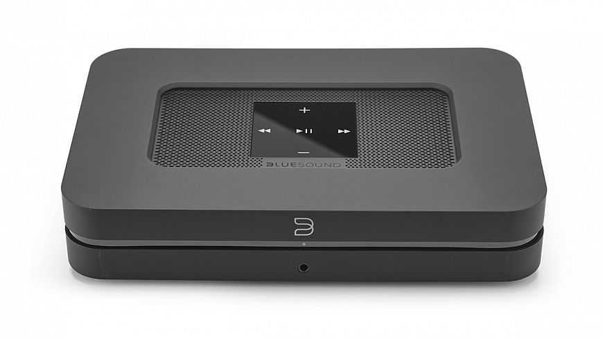 6. Bluesound Node 2i - available, but no ultimate options