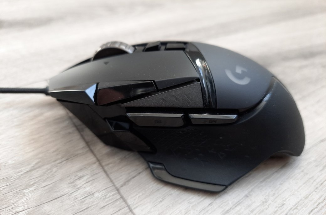 Logitech G502 Hero Gaming Mouse Review - Guest from the Future | techweekmag.com - Picture 7