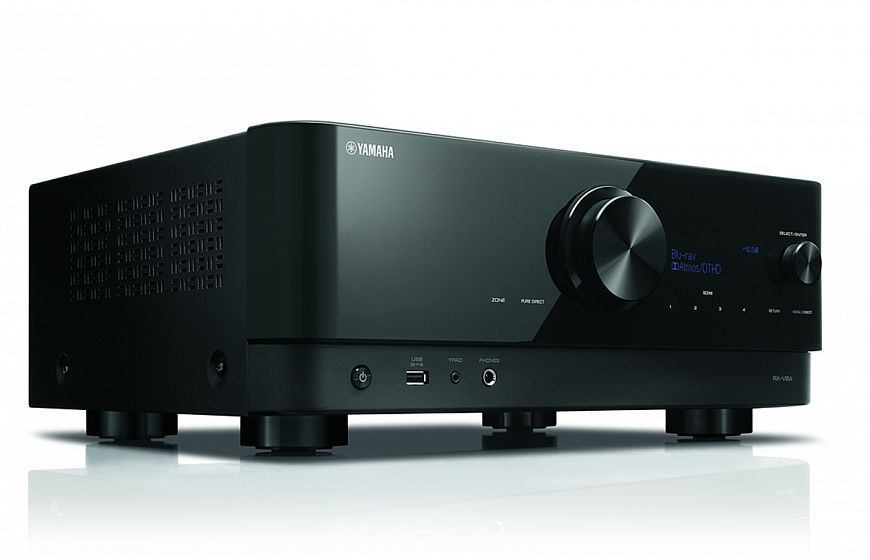 Yamaha RX-V6A is a new seven-channel AV receiver