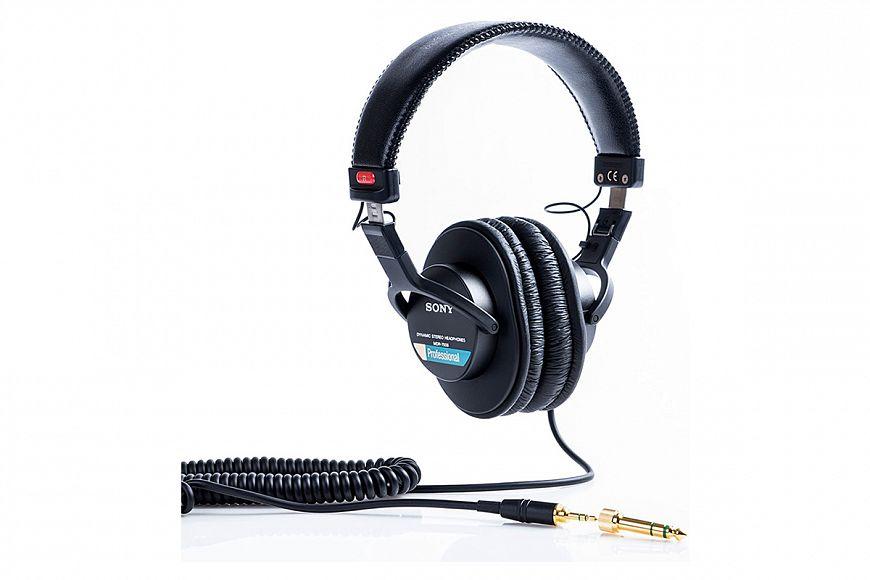 8. Sony MDR-7506