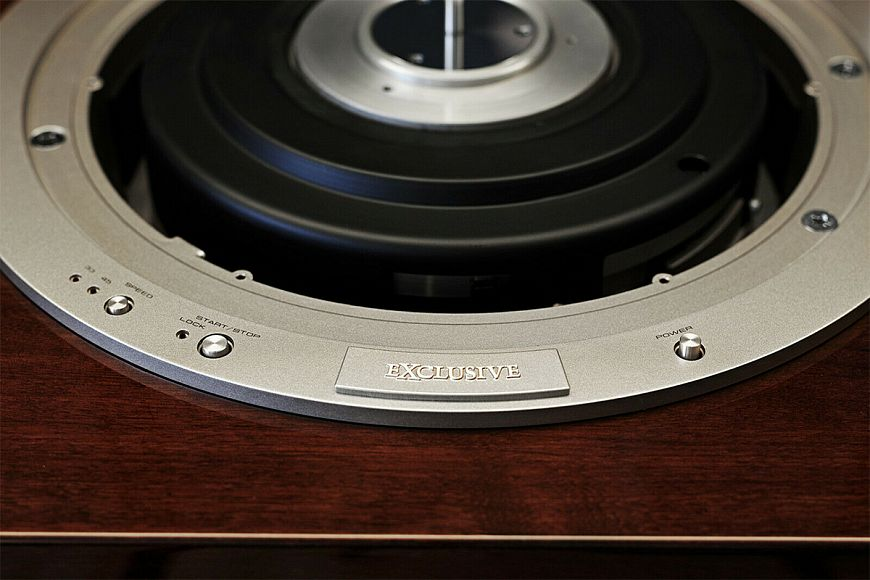 Torqueo Audio Exclusive P10 Limited Edition is literally a unique turntable