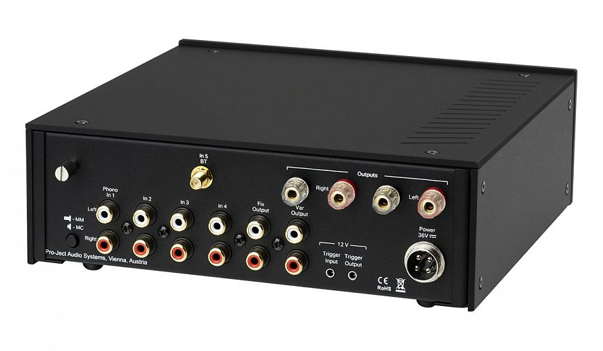 Pro-Ject Stereo Box DS2 - Integrated Amplifier from Austria