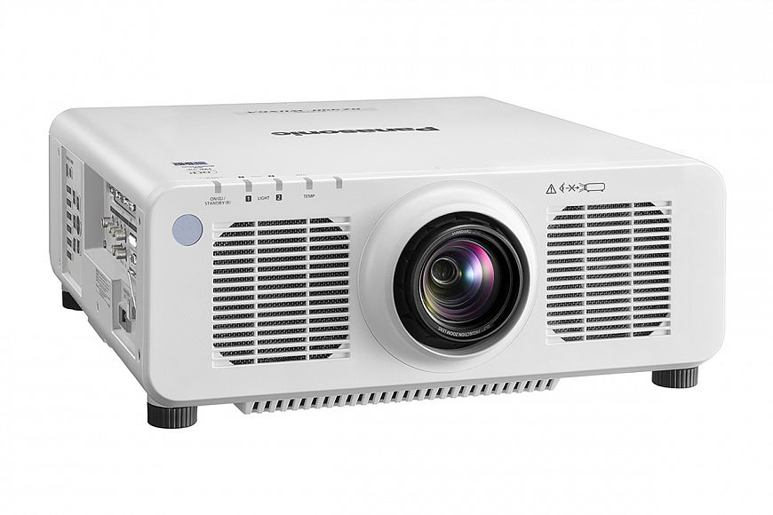 Panasonic PT-RZ - a series of bright laser projectors