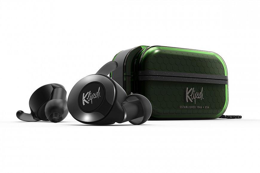 Klipsch T5 II True Wireless Sport TWS Sports Headphones