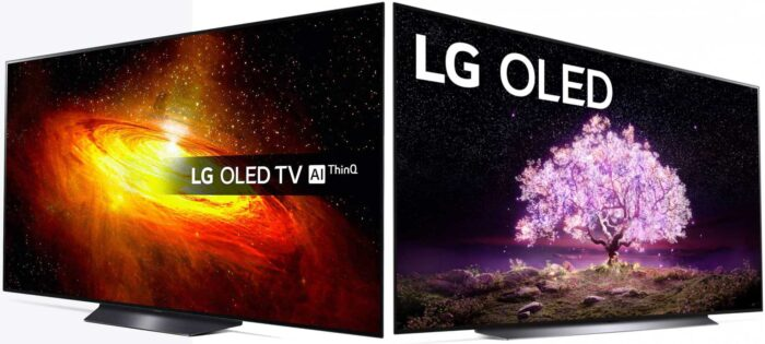 LG A1 and LG B1 differences