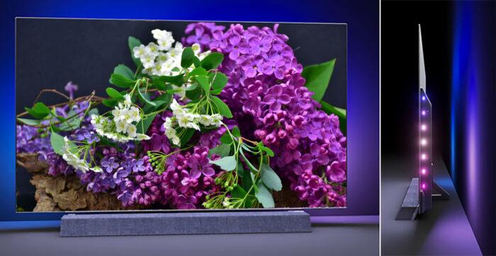 Philips OLED935 - design