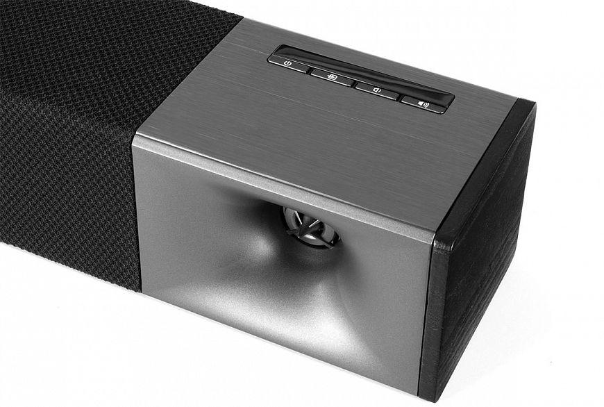 Soundbar with Klipsch Cinema 400 Wireless Subwoofer