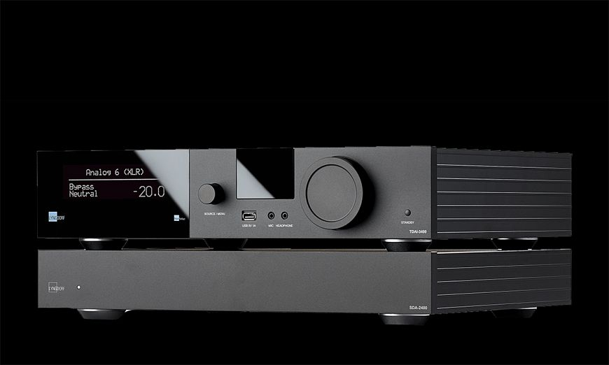 Lyngdorf TDAI-3400 Network Integrated Amplifier