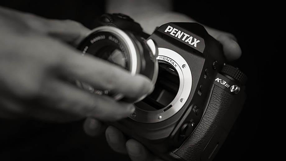 PhotoWebExpo Pentax K 3 Mark III APS C DSLR snova otkladivaetsya 3