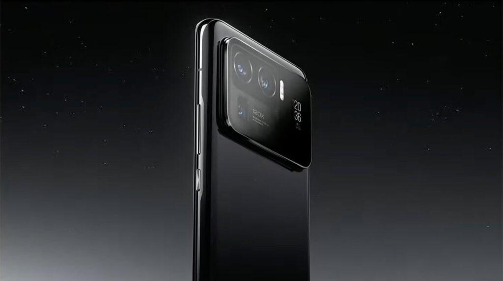 Xiaomi Mi 11 Ultra Camera specifications