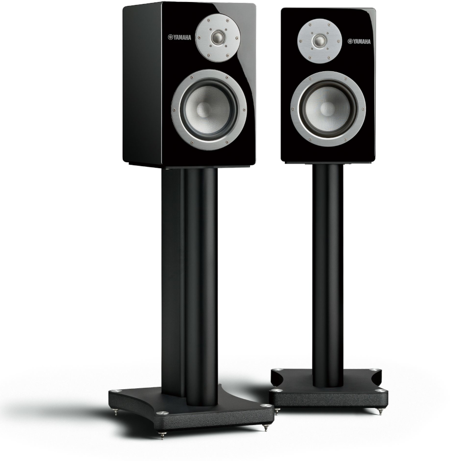 Yamaha NS-3000 on SPS-3000 stands