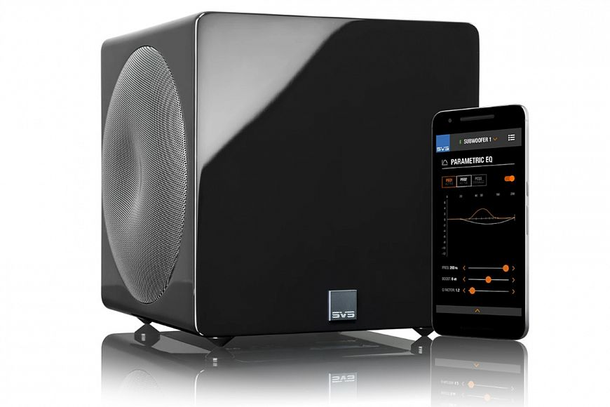 SVS 3000 Micro - compact boxer speaker subwoofer