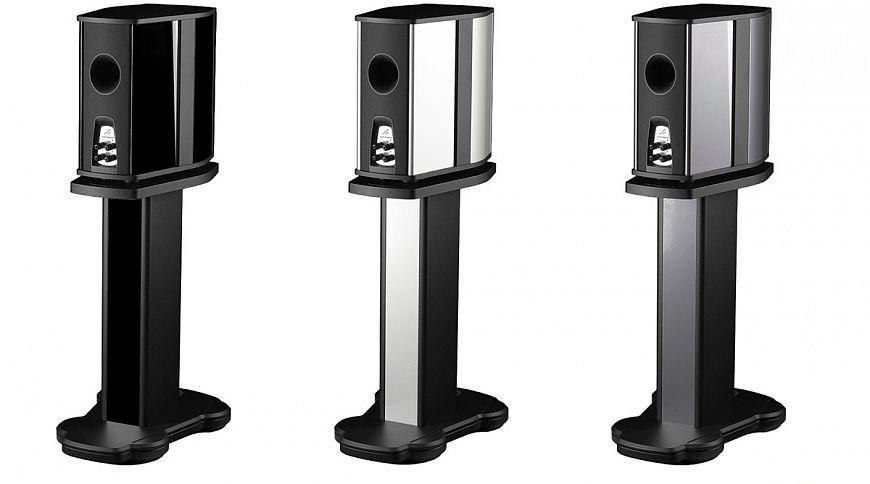 AudioSolutions Virtuoso B - 3-way bookshelf monitors from Lithuania