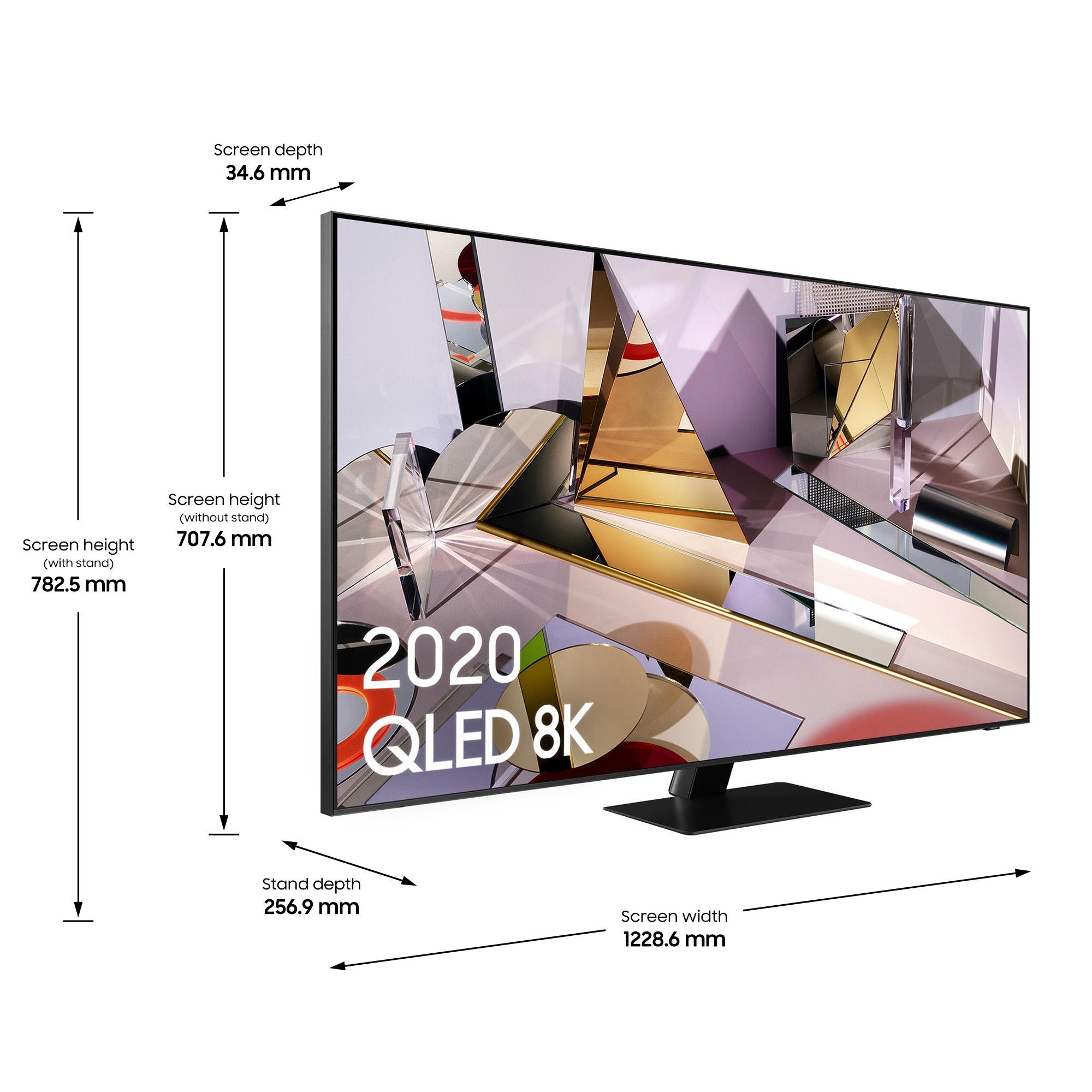 Samsung Q700T 8K