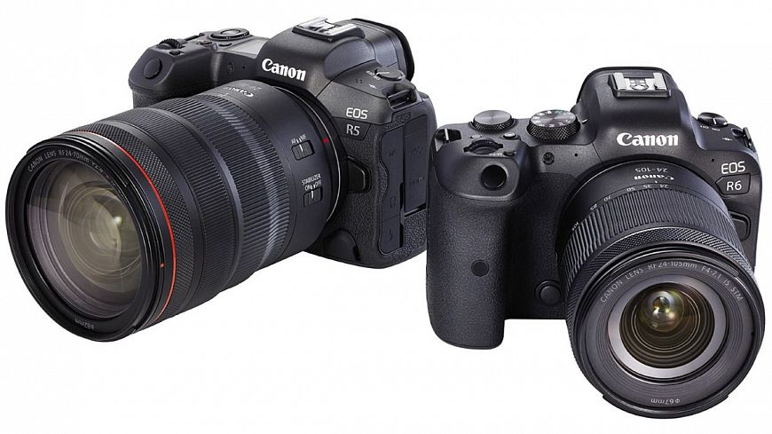 Canon updates firmware for EOS R5, EOS R6 and EOS 1D X Mark III cameras