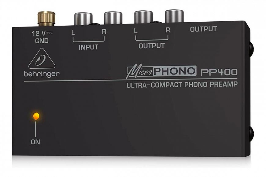 Behringer Microphono PP400
