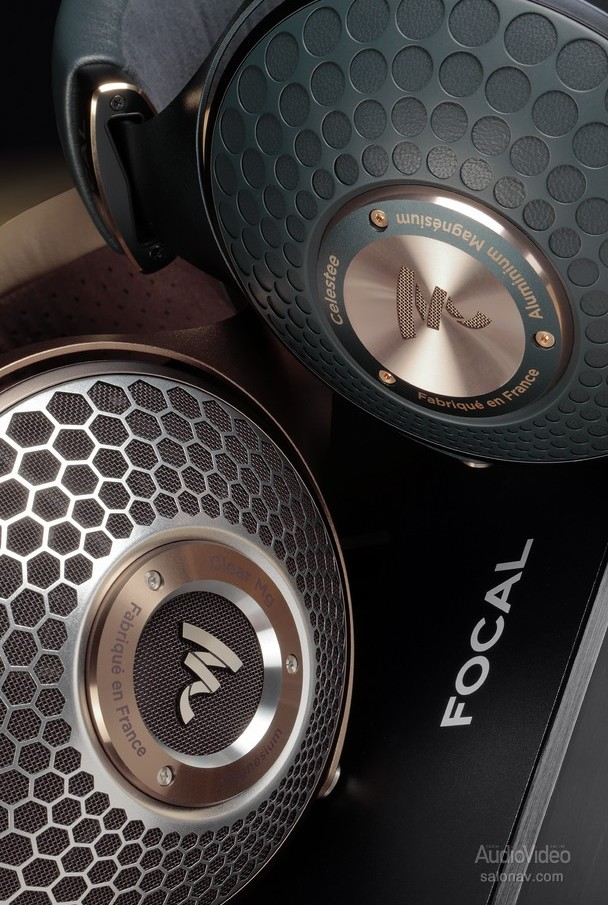 Focal Celestee and Clear Mg 08