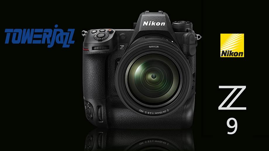 PhotoWebExpo Nikon Z9 poluchit datchik ot TowerJazz