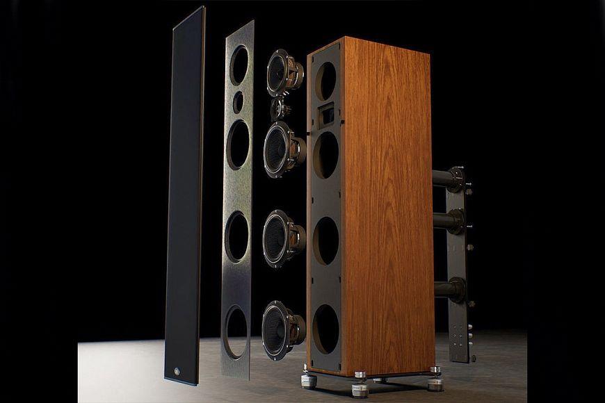 Floor standing speakers PSB Synchrony T600