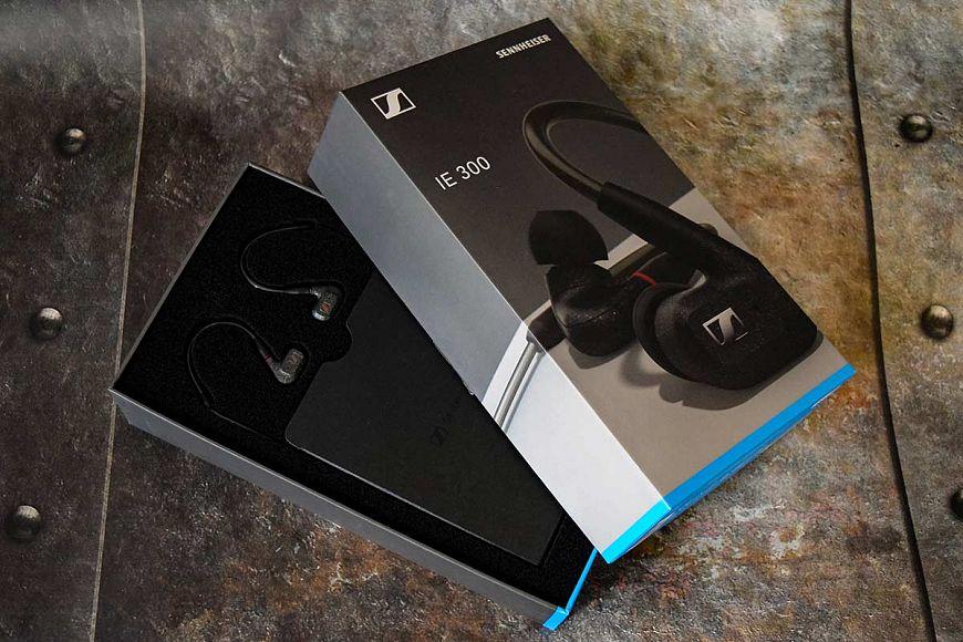 Sennheiser IE 300 in-ear wired headphones
