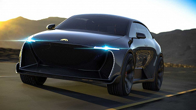 World's first solar-powered SUV introduced