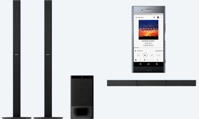 Sony HT-S700RF review