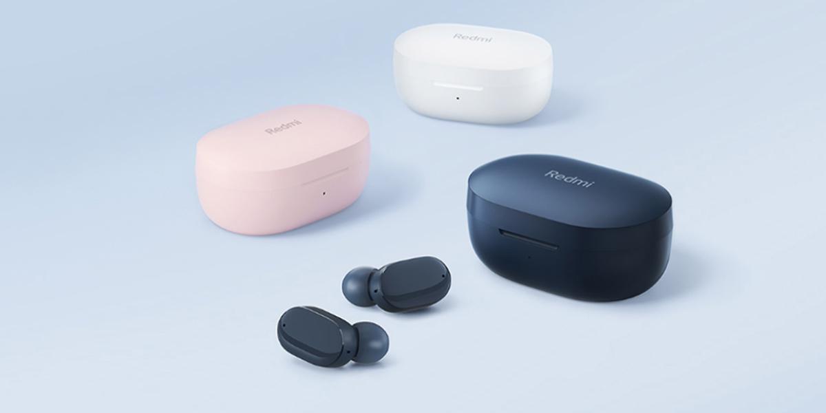 xiaomi airdots 3 pink blue white