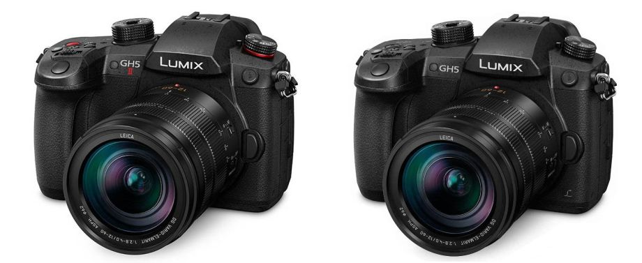 PhotoWebExpo Panasonic GH5 Mark II i GH5 1