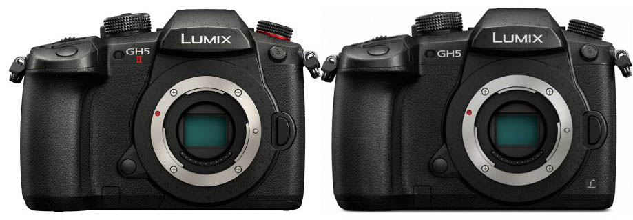PhotoWebExpo Panasonic GH5 Mark II i GH5 4