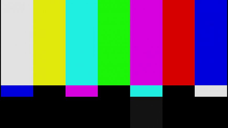 8. Finally, fine-tune the color of the TV and reduce the sharpness