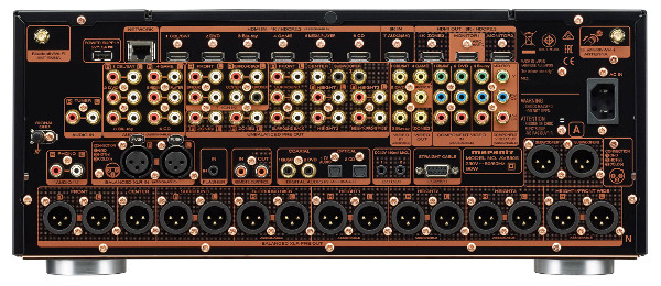 Marantz Unveils AV8805A Processor / Preamp with Enhanced Audio and Picture Performance