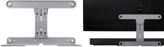 Samsung HW-MS650 wall mount
