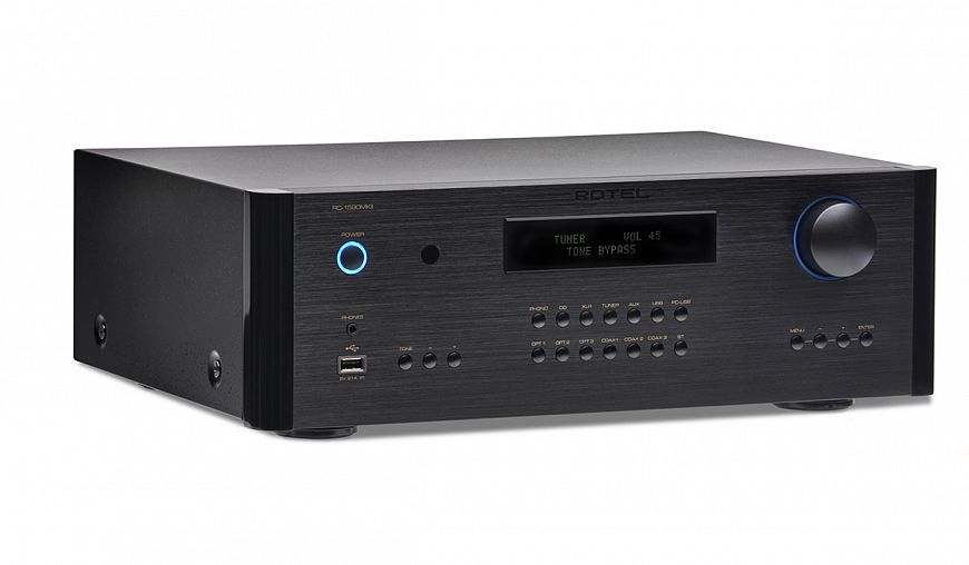Rotel upgrades RC-1590 and RC-1572 preamplifiers