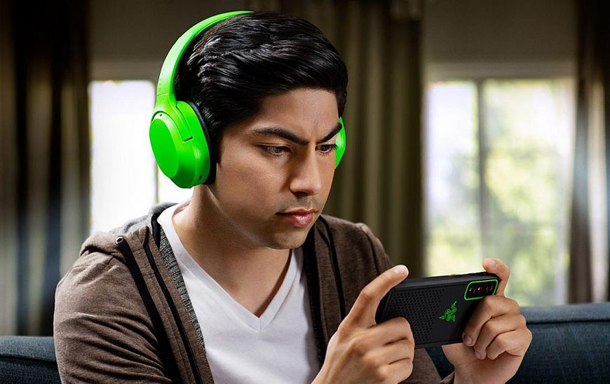 The Razer Opus X is the perfect wireless headphone for mobile gaming