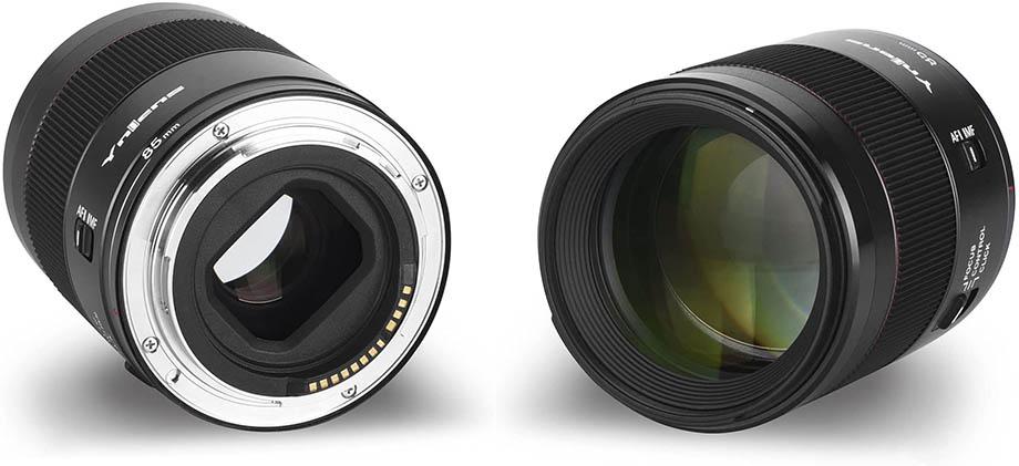PhotoWebExpo Predstavlen obektiv Yongnuo YN 85mm F1.8R DF DSM dlya Canon RF 02