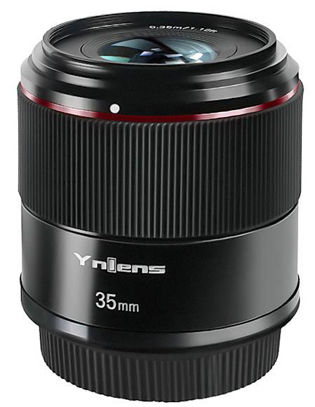 PhotoWebExpo Skoro predstavyat Yongnuo YN35mm F2R DF DSM dlya Canon RF 1