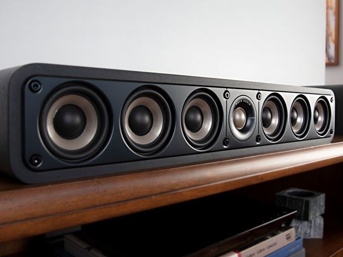 Polk Audio S35E Caracteristicas