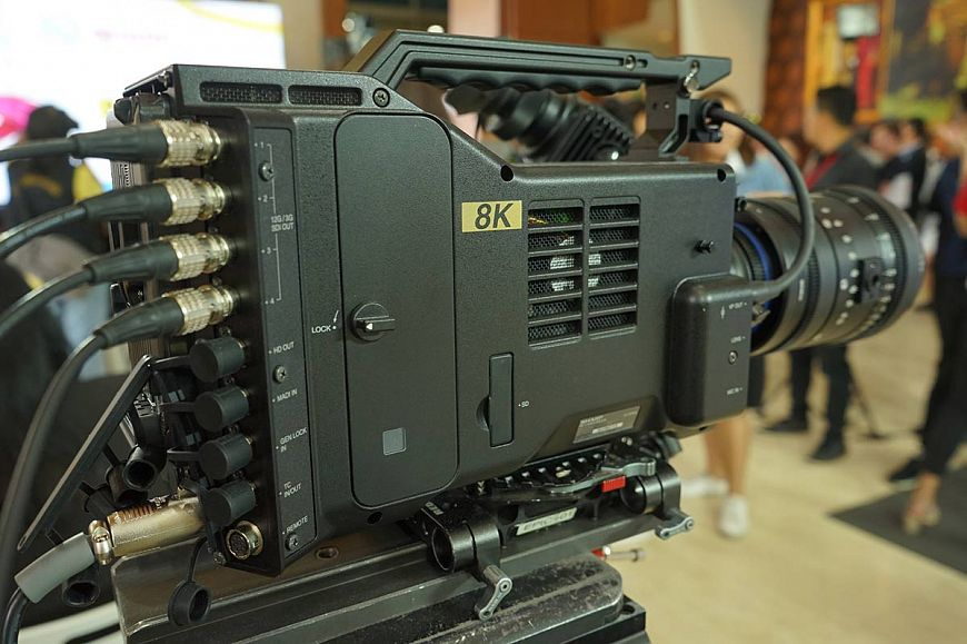 What is 8K video - the definitive format encyclopedia
