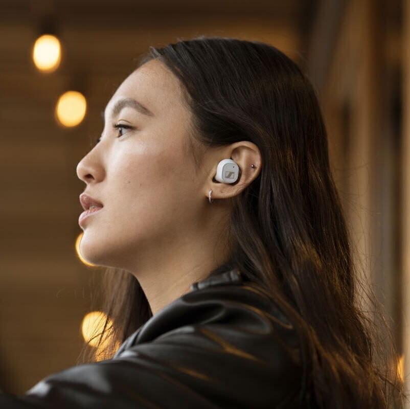 Sennheiser CX Plus TWS headphones: TrueResponse speakers, ANC and auto pause in the budget class