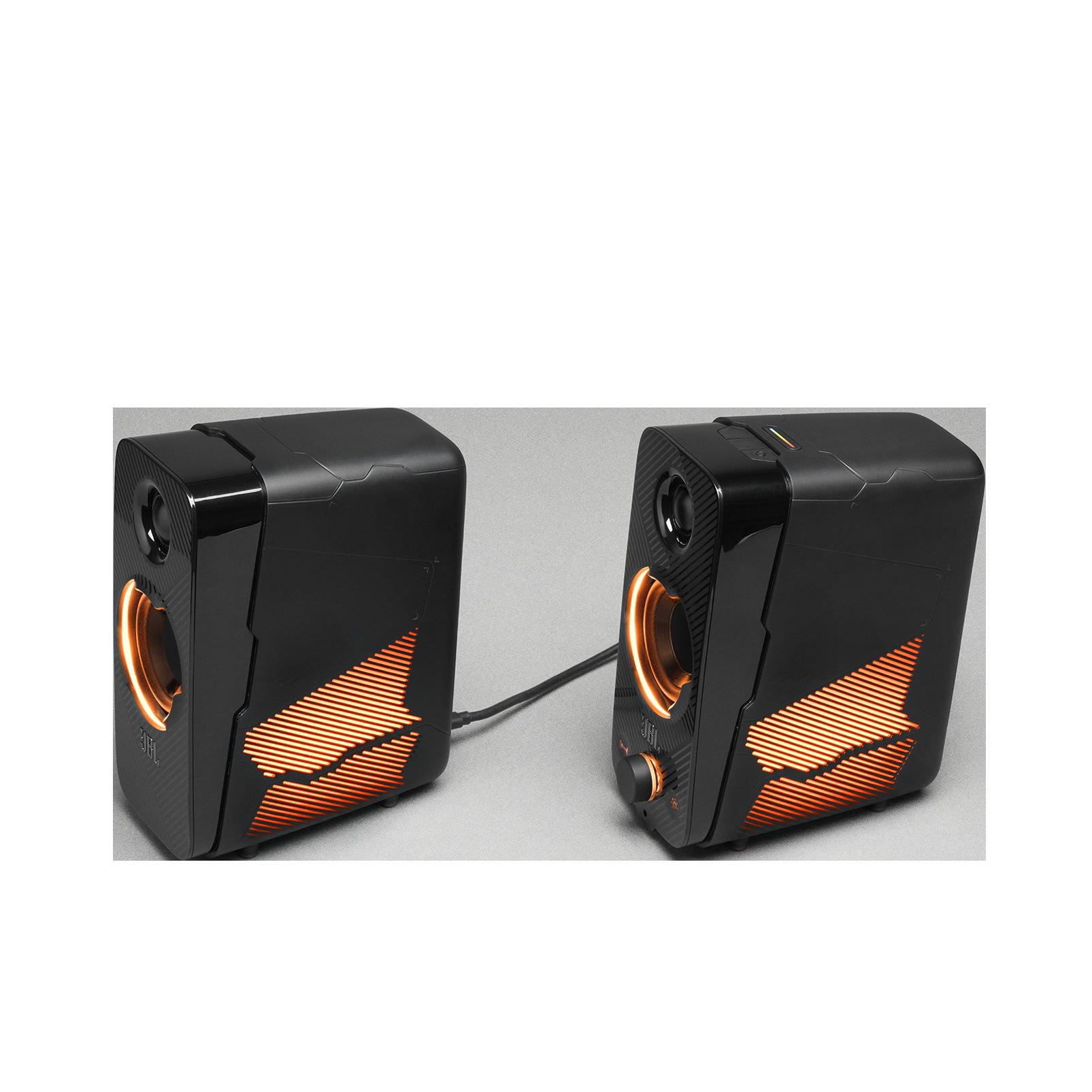 JBL Quantum Duo | PC Gaming Speakers